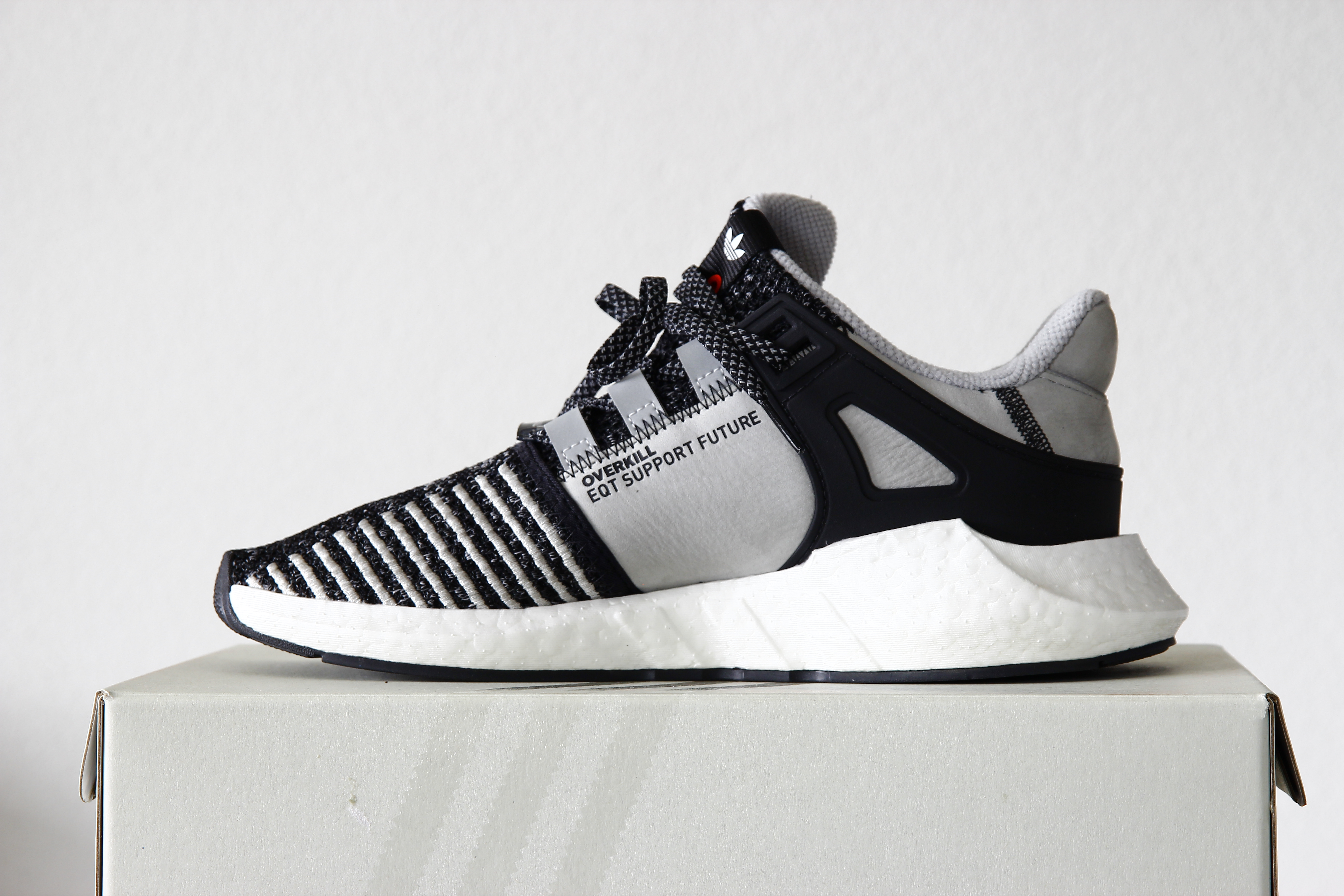 online store 5948a 2a7b2 Overkill x Adidas EQT Support Future -
